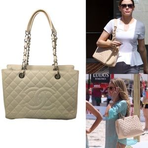 AUTHENTIC CAVIAR CHANEL GST WITH RECEIPT!!
